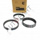 Engine Piston Ring Set- 6 BT- 24V- OS- 040- 5272421